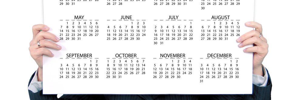 Das neue Jahr gut planen? Planen Sie mit unseren TIMEPRINT-Kalendern.